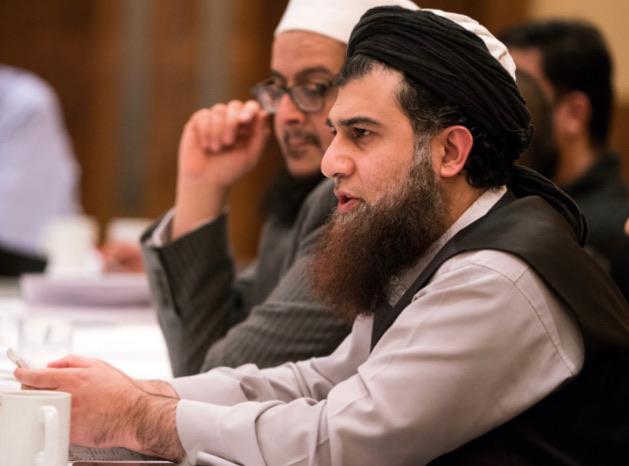 Mufti Amjad M. Mohammed